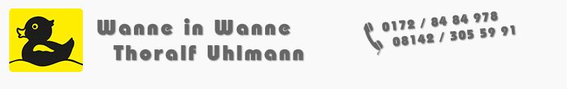 Wanner in Wanne Badewannen-Acryleinsätze Thoralf Uhlmann